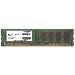Patriot 4GB 1600MHz DDR3 Non-ECC CL11 DIMM 1.5V PSD34G16002