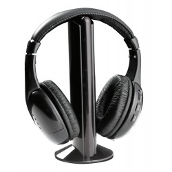 Titanum TH110 Bezdrôtové slúchadlá FM / s mikrofónom - LIBERTY TH110 - 5901299926314