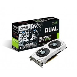 ASUS Dual GeForce GTX 1070, 8GB GDDR5, PCI Express 3.0 DUAL-GTX1070-8G