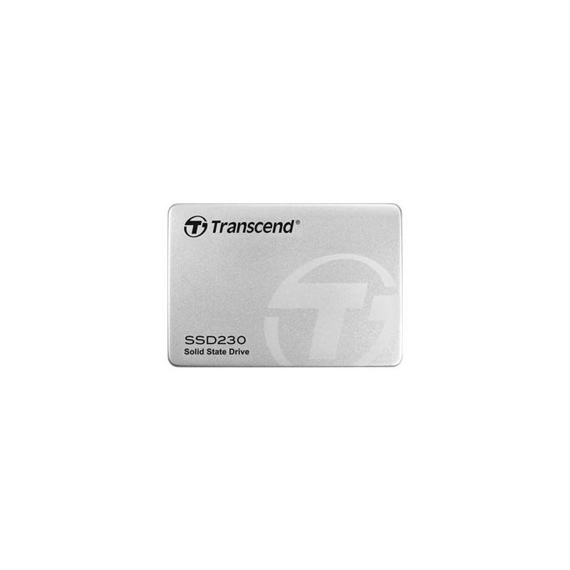 Transcend SSD230S, 128GB, 2.5', SATA3, 3D TLC, Aluminum case TS128GSSD230S