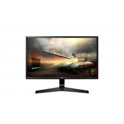 LG Monitor LCD 24MP59G-P 24' IPS, FHD, 5ms, DP, D-Sub, HDMI, black