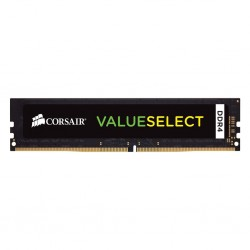 Corsair ValueSelect DDR4, 2400MHZ 4GB DIMM 1.20V, Unbuffered, CMV4GX4M1A2400C16