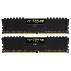 Corsair Vengeance Black DDR4, 3200MHz 16GB, Unbuffered, CMR16GX4M2C3200C16
