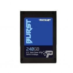 Patriot SSD Burst 240GB 2.5' SATA III R:555MB/s W:500MB/s PBU240GS25SSDR