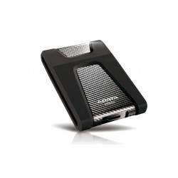 External HDD Adata Durable HD650 2.5inch 2TB USB3.0 Black, Rugged AHD650-2TU31-CBK