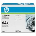 HP Toner CC364X black