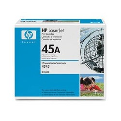 HP Toner Q5945A black 4345/18K