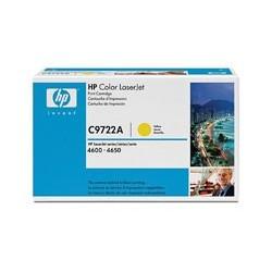 HP Toner C9722A yellow