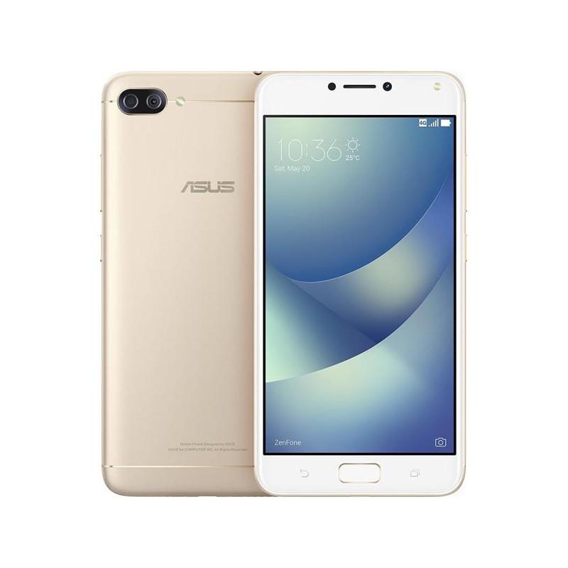 """ASUS ZenFone 4 Max PRO ZC554KL 5,5"""" HD Octa-core 3GB 32GB Dual SIM LTE Android 7.0 zlatý ZC554KL-4G039WW"""