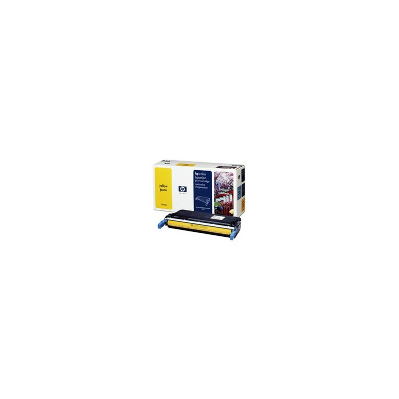 HP Toner C9732A yellow