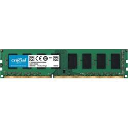 16GB DDR3 1600 MT/s (PC3-12800) CL11 @1.35V Crucial UDIMM 240pin CT204864BD160B
