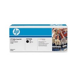 HP Toner CE740A black