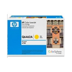 HP Toner Q6462A yellow