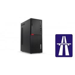 Lenovo TC M710t TWR i7-7700 4.2GHz NVIDIA GT730/2GB 8GB 500GB DVD W10 cierny 3yOS 10M9004RXS
