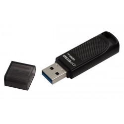 128 GB . USB 3.1 klúč . Kingston DataTraveler Elite G2 kovový ( r180 MB/s, w70MB/s ) DTEG2/128GB