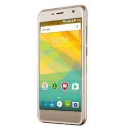 "Prestigio Multiphone Muze B7 5"" IPS 1280x720 2/16GB QuadCore WIFI BT Android 6.0 DUALSIM ZLATÝ PSP7511DUOGOLD"