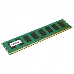 16GB DDR4 2400 MT/s (PC4-19200) CL17 DR x8 Crucial Unbuffered DIMM...