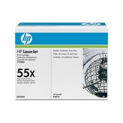 HP Toner CE255X black
