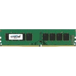 8GB DDR4 2400 MT/s (PC4-19200) CL17 SR x8 Crucial Unbuffered DIMM 288pin CT8G4DFS824A