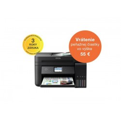 Epson L6190, A4, color All-in- One, Fax, ADF, USB, LAN, WiFi, iPrint, duplex C11CG19402