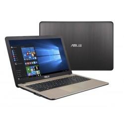 """ASUS X541UV-XO786T i3-6006U 15.6"""" HD matny NV920MX-2GB 8GB 1TB WL DVD/RW Cam Win10 čoko-čierny"""