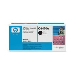 HP Toner Q6470A black