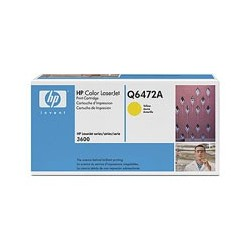 HP Toner Q6472A yellow