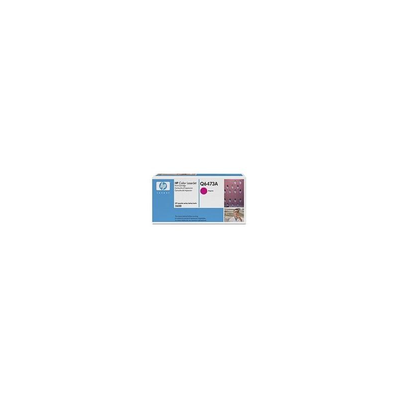 Toner HP Q6473A magenta