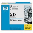 HP Toner Q7551XD black No.51A dualpack