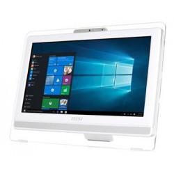 "MSI AIO Pro 20ET 4BW-045XEU Multi Touch/ Braswell N3160/4GB/1TB/DVD/RW/HD Graphics/19.5""/WHITE/Bez OS"