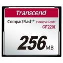 Transcend 256MB INDUSTRIAL TEMP CF220I CF CARD (Fixed disk and UDMA5) TS256MCF220I