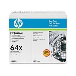 HP Toner CC364XD black