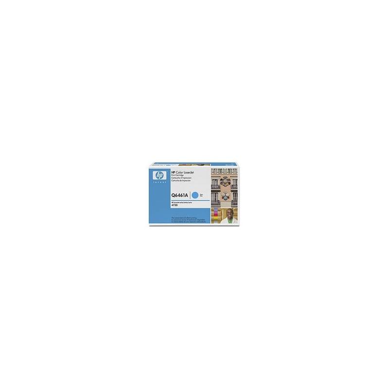 HP Toner Q6461A cyan - originál