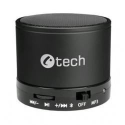 C-TECH reproduktor SPK-04B, bluetooth, handsfree, čtečka micro SD...