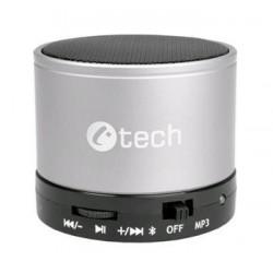 C-TECH reproduktor SPK-04S, bluetooth, handsfree, čtečka micro SD...