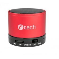 C-TECH reproduktor SPK-04R, bluetooth, handsfree, čtečka micro SD...