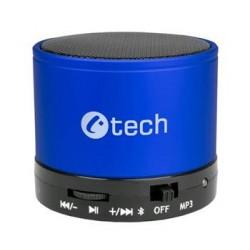 C-TECH reproduktor SPK-04L, bluetooth, handsfree, čtečka micro SD...