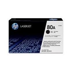 HP Toner CF280A black HP 80A