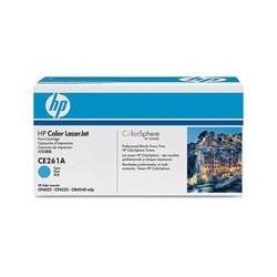 HP Toner CE261A cyan