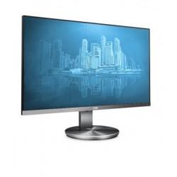 """AOC LCD I2490VXQ 23,8"""" IPS/1920x1080/20m:1/4ms/VGA/HDMI/DP/repro/tmavě šedý - lesklý I2490VXQ/BT"""