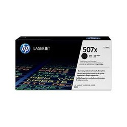 HP Toner CE400X black HP507X
