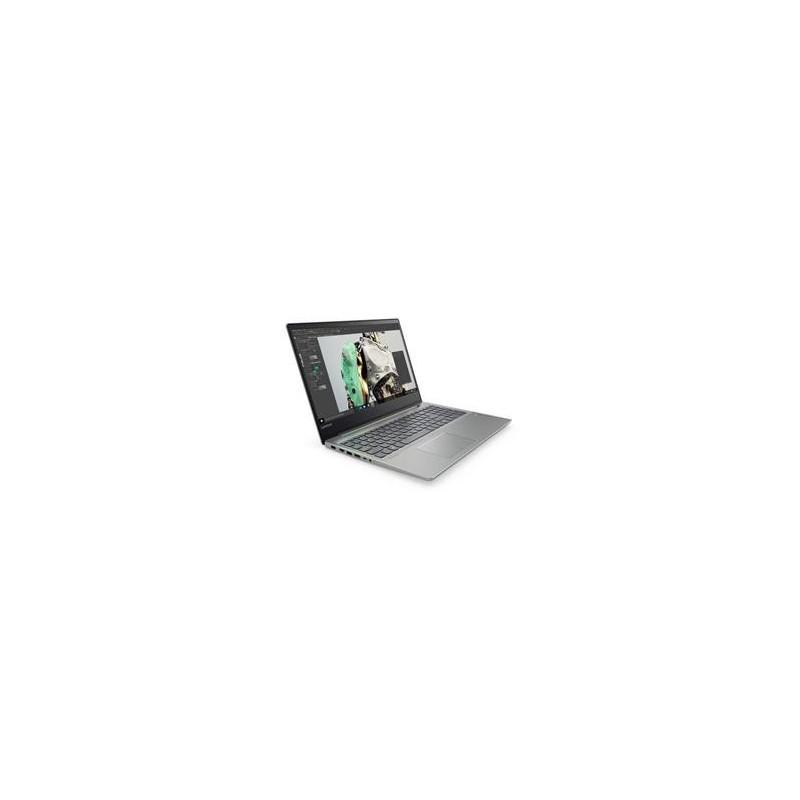 "Lenovo IdeaPad 720-15IKBR i5-8250U 3,40GHz/8GB/SSD 128GB+HDD 1TB/15,6"" FHD/IPS/AG/Radeon 4GB/FPR/WIN10 šedá 81C7000FCK"