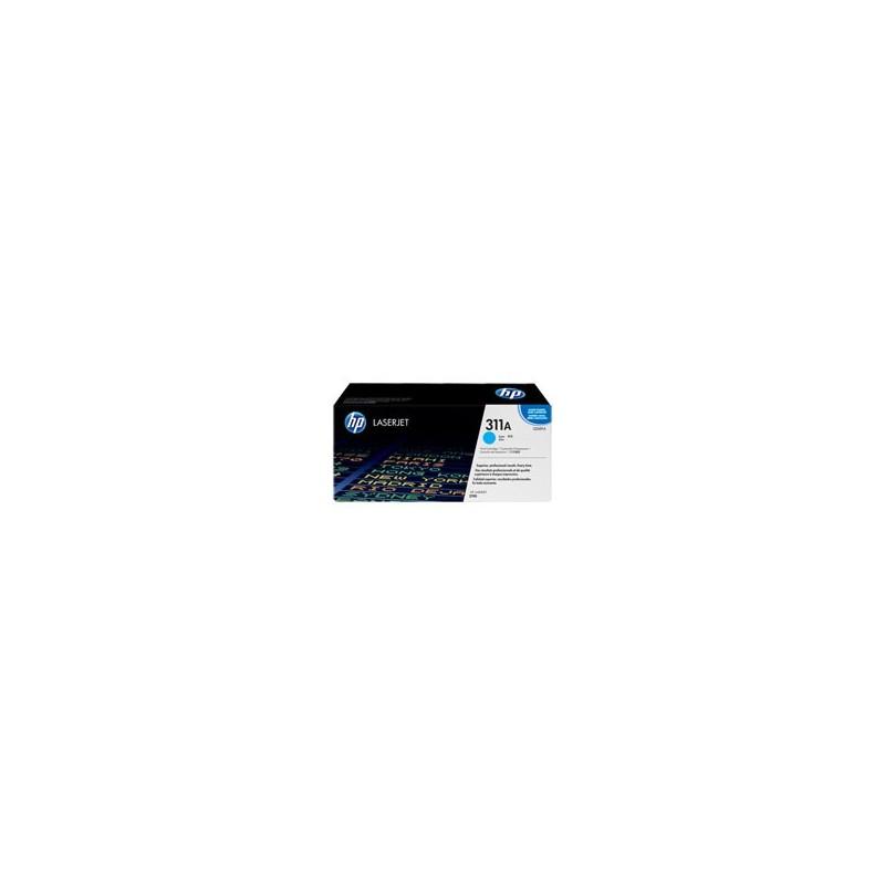 Toner HP Q2681A cyan