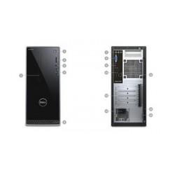 DELL Inspiron 3668/i7-7700U/12GB/1TB/Nvidia 1050 2GB/DVD-RW/klávesnice+myš/Win 10 64-bit D-3668-N2-712S