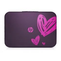 HP 15.6 Spectrum Hearts Sleeve 1AT98AA#ABB