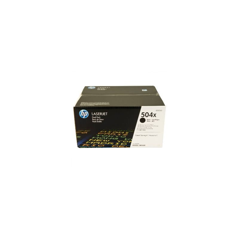 HP Toner CE250XD Black