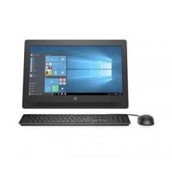 """HP ProOne 400G3/ AiO / 20"""" NT 1600x900 / i3-7100T 4GB 256GB SSD m.2 HD Graphics klávesnice+myš W10P 2ZE10ES#BCM"""