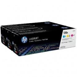 HP Toner CF371AM Tri-pack