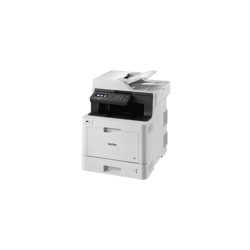 Brother DCP-L8410CDW (31 str., PCL6, ethernet, WiFi, duplexní tisk, mobilní tisk) DCPL8410CDWYJ1