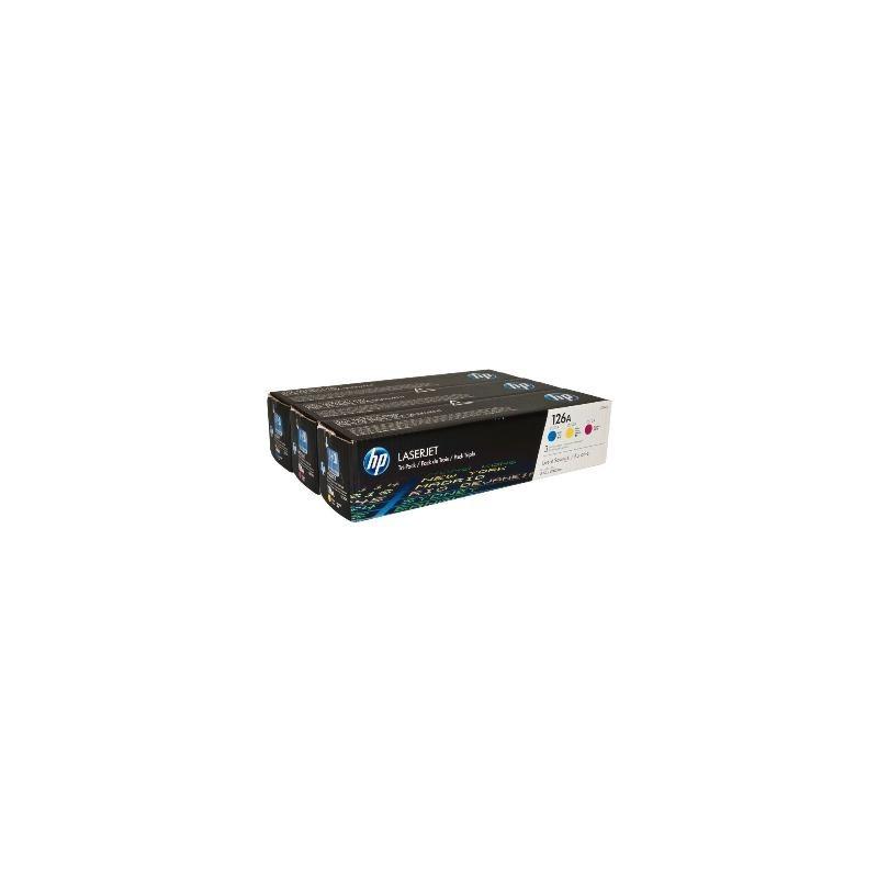HP Toner CF341A Tri-pack